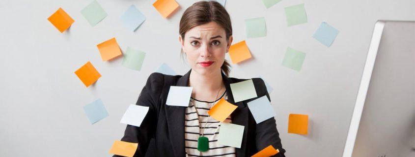síntomas del estrés laboral cómo tratarlo con la hipnosis